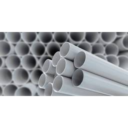 TUBO PVC Desagüe JP 50mm-L: 3Mts.-Precio p/Metro Lineal