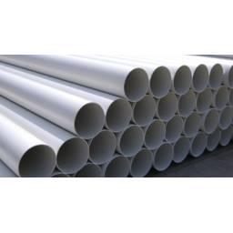 TUBO PVC Ventilación JP 100mm-L: 6Mts-Precio p/Metro Lineal
