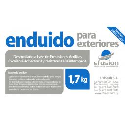ENDUIDO PARA EXTERIORES 1.7KG